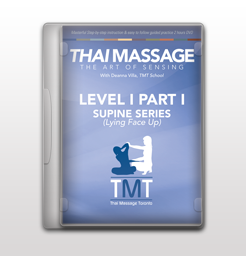 thai massage level 1 part 1