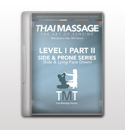 thai massage level 1 part 2