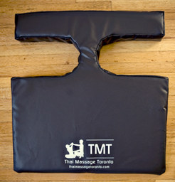 Thai Massage Chest Bolster