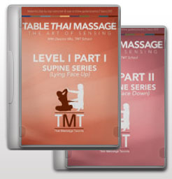 Table Thai Massage level 2 bundle