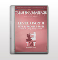 Table Thai massage level1 part2